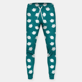 Thumbnail image of Mouth Mask Sweatpants, Live Heroes