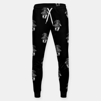 Miniature de image de Creepy Skull Doll Artwork Sweatpants, Live Heroes