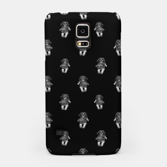 Miniature de image de Creepy Skull Doll Artwork Samsung Case, Live Heroes