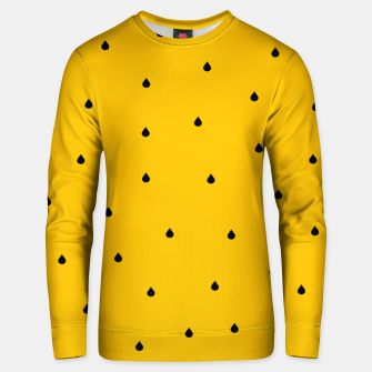 Thumbnail image of A Piece Of Yellow Watermelon Unisex sweater, Live Heroes