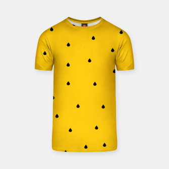 Thumbnail image of A Piece Of Yellow Watermelon T-shirt, Live Heroes