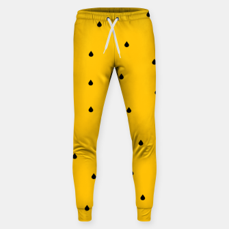 Thumbnail image of A Piece Of Yellow Watermelon Sweatpants, Live Heroes
