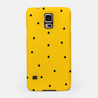 A Piece Of Yellow Watermelon Samsung Case thumbnail image