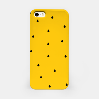 A Piece Of Yellow Watermelon iPhone Case thumbnail image