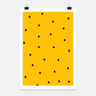 A Piece Of Yellow Watermelon Poster thumbnail image