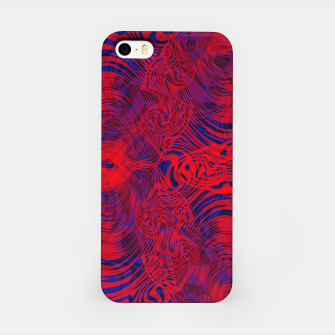Miniature de image de Optical illusion 001 iPhone Case, Live Heroes
