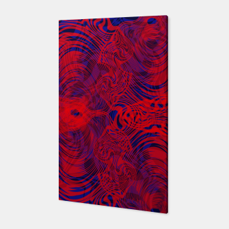 Miniature de image de Optical illusion 001 Canvas, Live Heroes