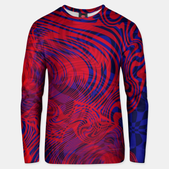Miniature de image de Optical illusion 001 Unisex sweater, Live Heroes