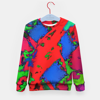 Thumbnail image of Emergency flares Kid's sweater, Live Heroes