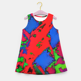 Thumbnail image of Emergency flares Girl's summer dress, Live Heroes