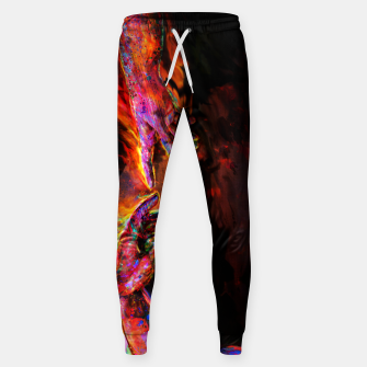 Miniatur the creation of adam michelangelo Sweatpants, Live Heroes