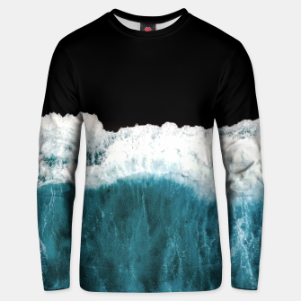 Deep Black Sea Unisex sweater Bild der Miniatur