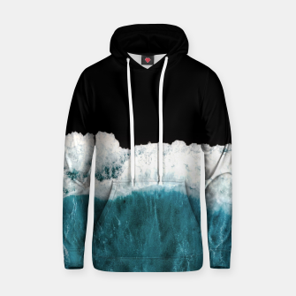 Thumbnail image of Deep Black Sea Hoodie, Live Heroes