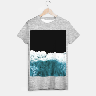 Thumbnail image of Deep Black Sea T-shirt regular, Live Heroes
