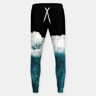Thumbnail image of Deep Black Sea Sweatpants, Live Heroes