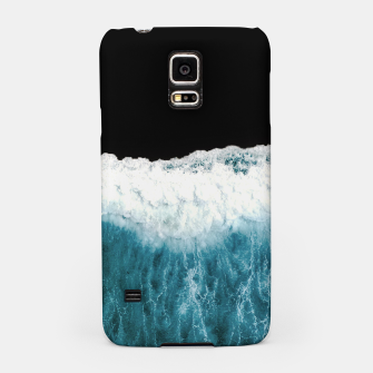Deep Black Sea Samsung Case Bild der Miniatur