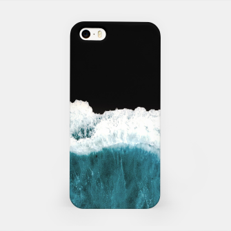 Deep Black Sea iPhone Case Bild der Miniatur