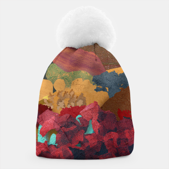 Thumbnail image of One flower Beanie, Live Heroes