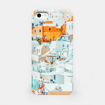 Thumbnail image of Santorini Vacay iPhone Case, Live Heroes