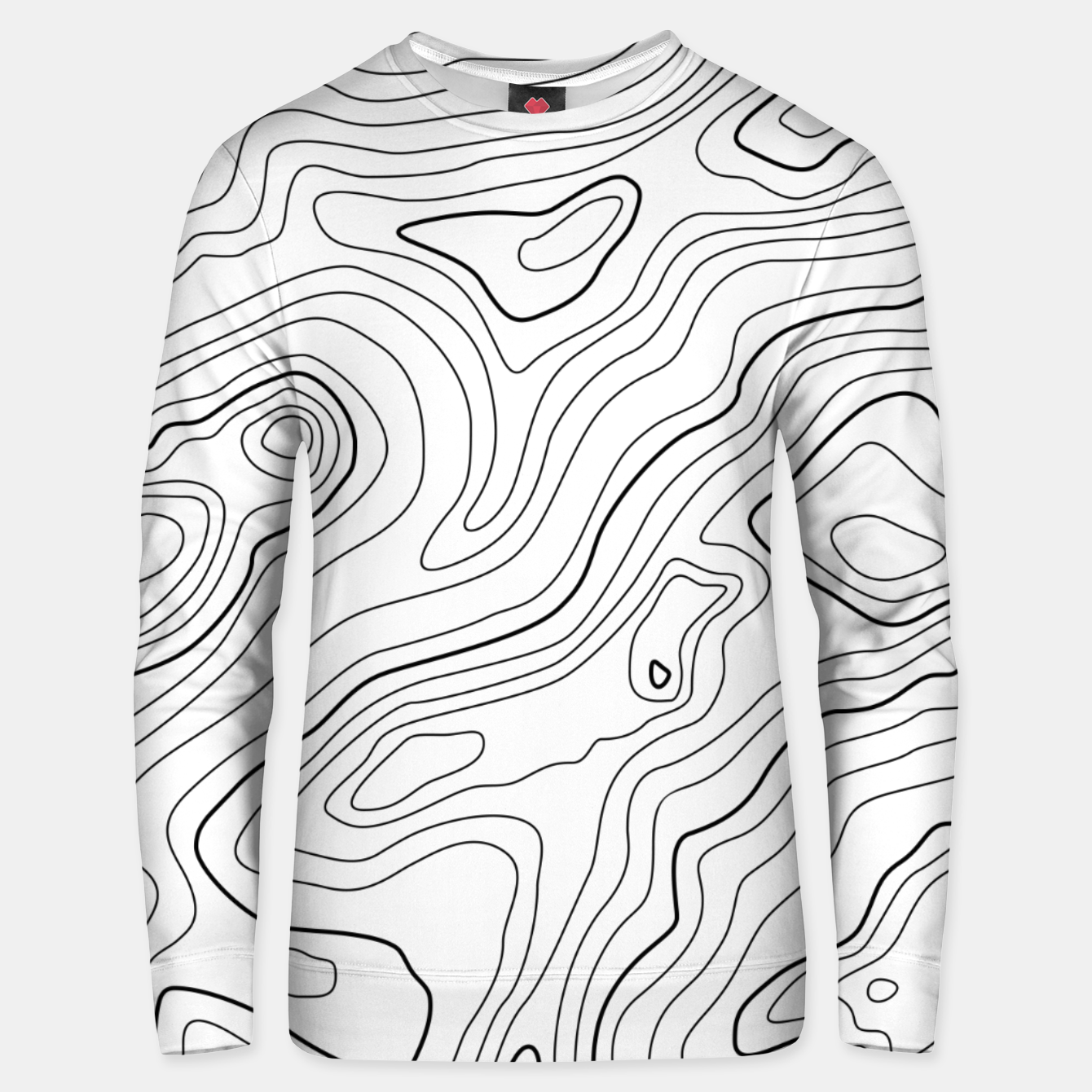 Image of Intention Unisex sweater - Live Heroes