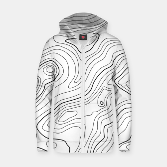 Intention Zip up hoodie thumbnail image