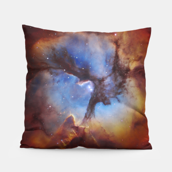 Galaxy Nebula Pillow obraz miniatury