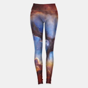 Galaxy Nebula Leggings obraz miniatury