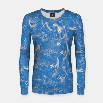 Thumbnail image of Brushed Women sweater, Live Heroes