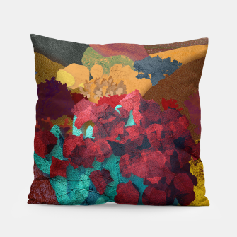 Thumbnail image of One flower Pillow, Live Heroes