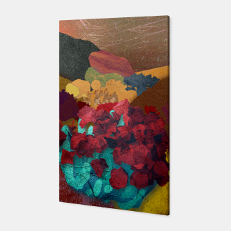 Thumbnail image of One flower Canvas, Live Heroes