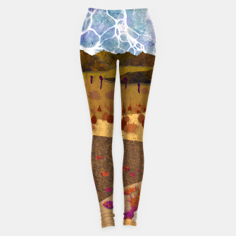 Thumbnail image of One stone Leggings, Live Heroes