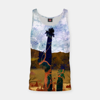 Thumbnail image of One stone Tank Top, Live Heroes