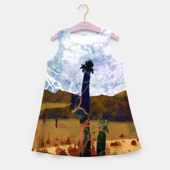 Miniaturka One stone Girl's summer dress, Live Heroes