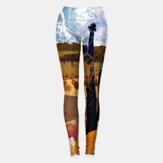 Thumbnail image of One stone Sport leggings, Live Heroes