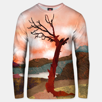 Miniaturka One tree Unisex sweater, Live Heroes