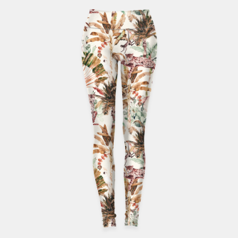 Thumbnail image of Wild jungle 79 Leggings, Live Heroes