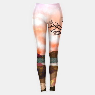 Miniaturka One tree Leggings, Live Heroes