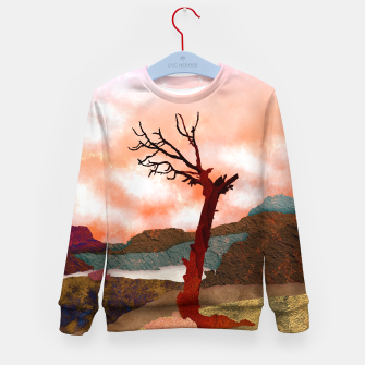 Thumbnail image of One tree Kid's sweater, Live Heroes