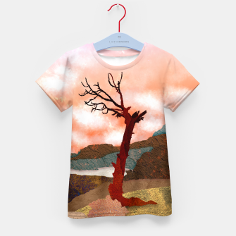 Thumbnail image of One tree Kid's t-shirt, Live Heroes