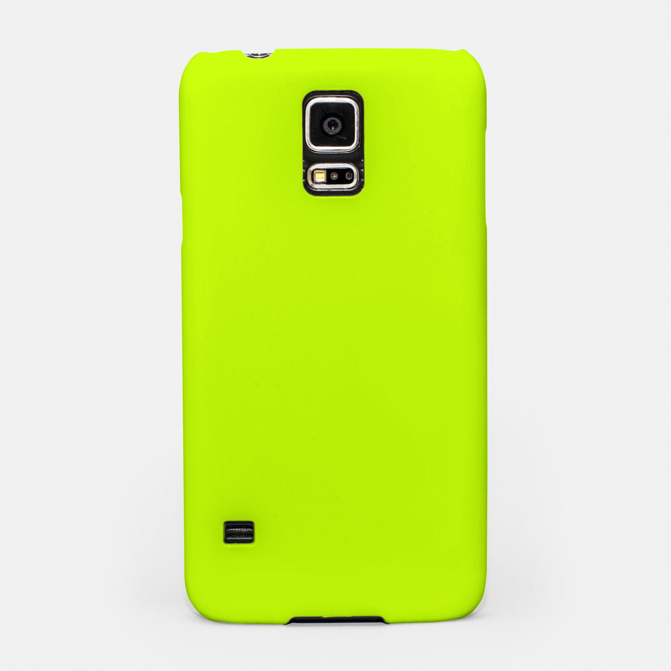 Foto Bitter Lime Neon Green Yellow Solid Color Samsung Case - Live Heroes