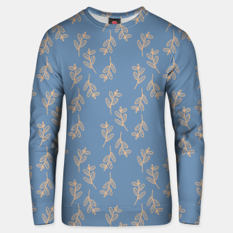 Thumbnail image of Feeling of lightness II - Steel Blue Unisex sweater, Live Heroes