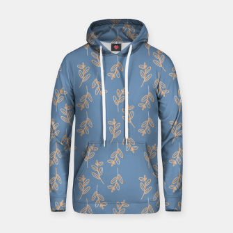 Thumbnail image of Feeling of lightness II - Steel Blue Hoodie, Live Heroes