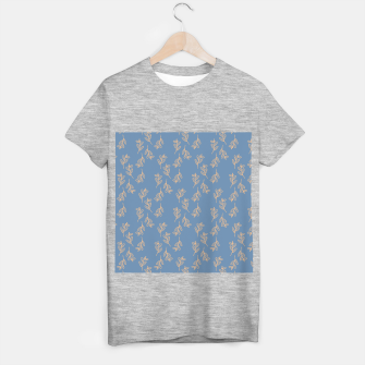 Thumbnail image of Feeling of lightness II - Steel Blue T-shirt regular, Live Heroes