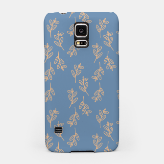 Thumbnail image of Feeling of lightness II - Steel Blue Samsung Case, Live Heroes