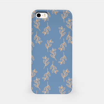 Thumbnail image of Feeling of lightness II - Steel Blue iPhone Case, Live Heroes