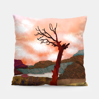 Miniaturka One tree Pillow, Live Heroes