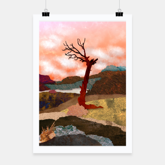 Thumbnail image of One tree Poster, Live Heroes