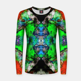 Thumbnail image of Angular voices 2 Women sweater, Live Heroes