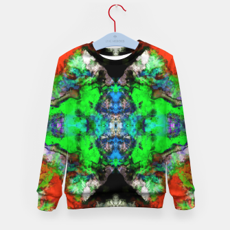 Thumbnail image of Angular voices 2 Kid's sweater, Live Heroes
