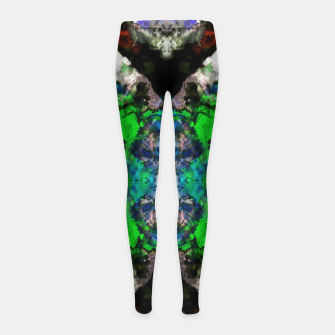 Thumbnail image of Angular voices 2 Girl's leggings, Live Heroes
